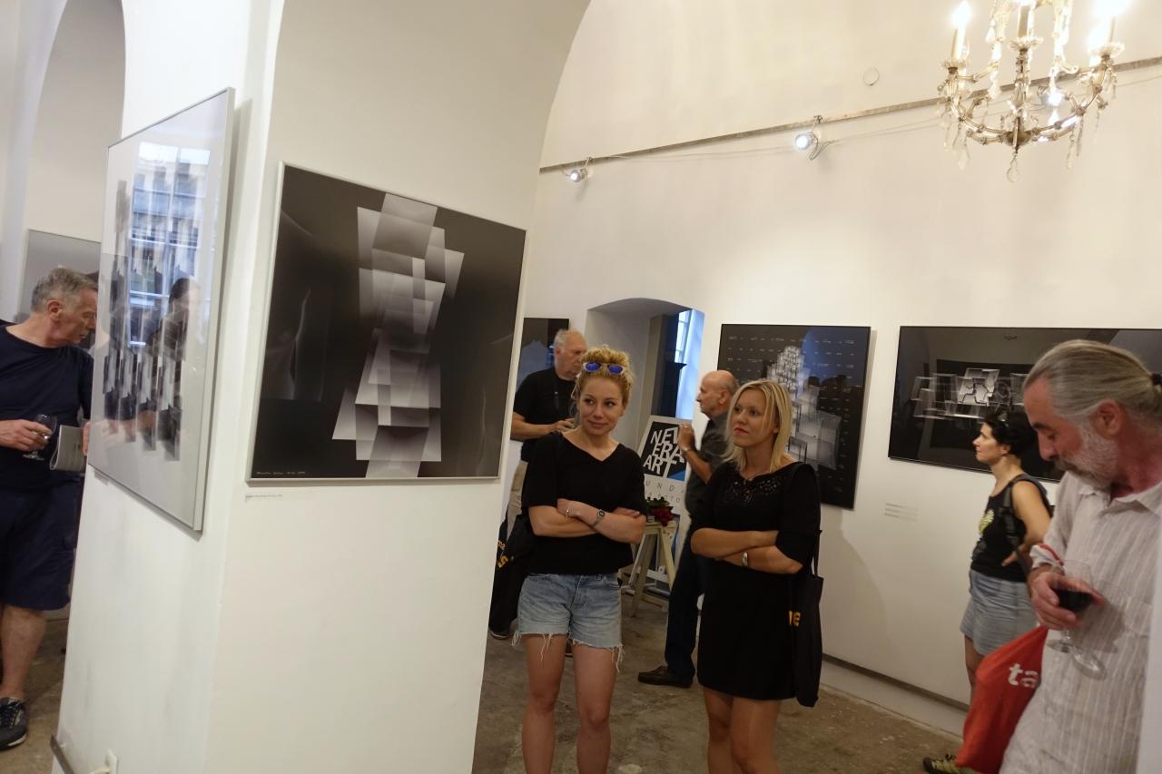 - Monika Pałka / grafika cyfrowa / NIEOCZYWISTE II w GALERII NEW ERA ART W KRAKOWIE