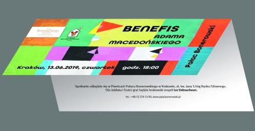 Benefis Adama Macedońskiego 15-06-19
