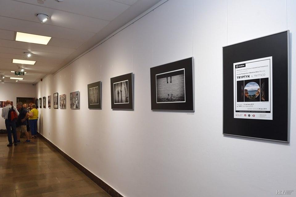 TRYPTYK (Il trittico) – wystawa fotografii Circolo Fotografico L'Obiettivo Dolo 25-07-19