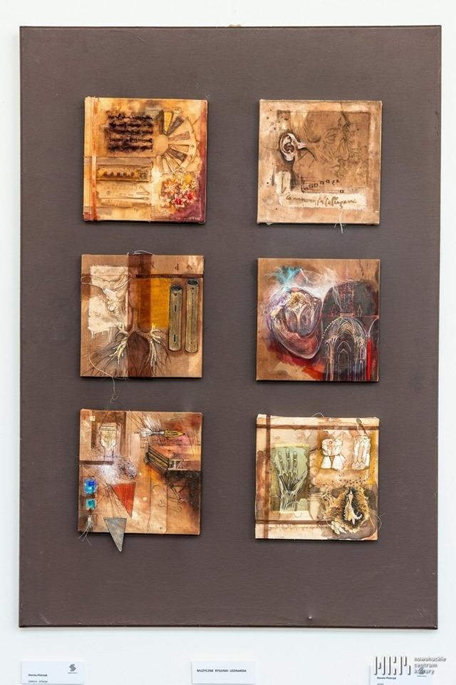 """Dorota Pietrzyk – """"Notes dla Leonarda da Vinci"""". Jubileusz 500-lecia śmierci Mistrza 25-07-19"""