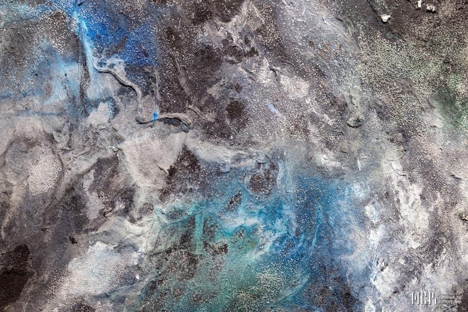 """""""Żywioł materii"""" – wystawa malarstwa i fotografii Marii Ptaszek 25-07-19"""