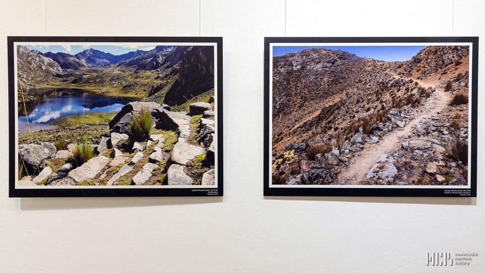 """""""Qhapaq Ñan"""" czyli """"Inkaska Droga Królewska"""" – wystawa fotografii 25-07-19"""
