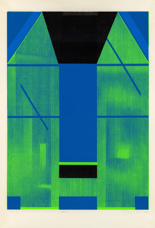 Ryszard Otręba – grafika i rysunek – Przestrzeń dla Sztuki 25-09-19