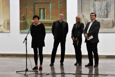 Wernisaż wystawy Macieja Bernhardta w NCK 18-10-19