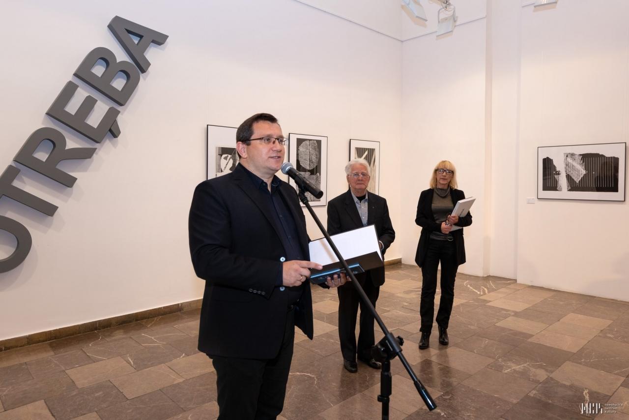 Wernisaż-Ryszard Otręba 13-11-19