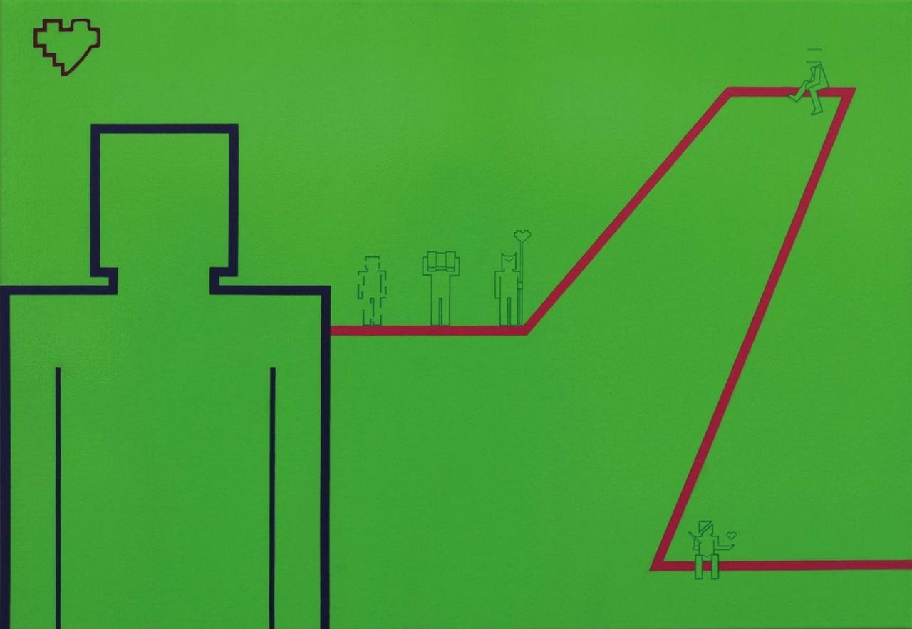 """Wystawa HTTPAINTINGS:// oraz pokaz instalacji artystycznej """"KULE"""" 14-05-20"""