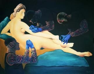 Małgorzata Jagiełło – Malarstwo. Wystawa jubileuszowa 05-10-20