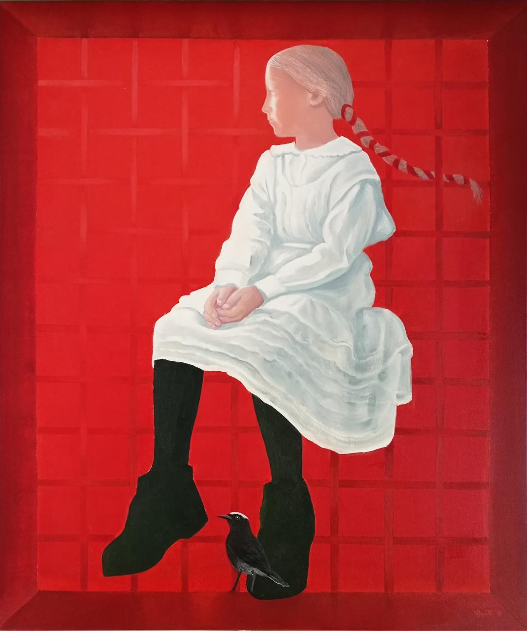 Małgorzata Jagiełło – Malarstwo. Wystawa jubileuszowa 05-10-20 - cof