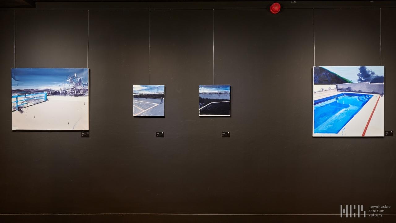 """""""Nic specjalnego się nie dzieje"""" – wystawa malarstwa Roberta Bubla 05-07-21"""