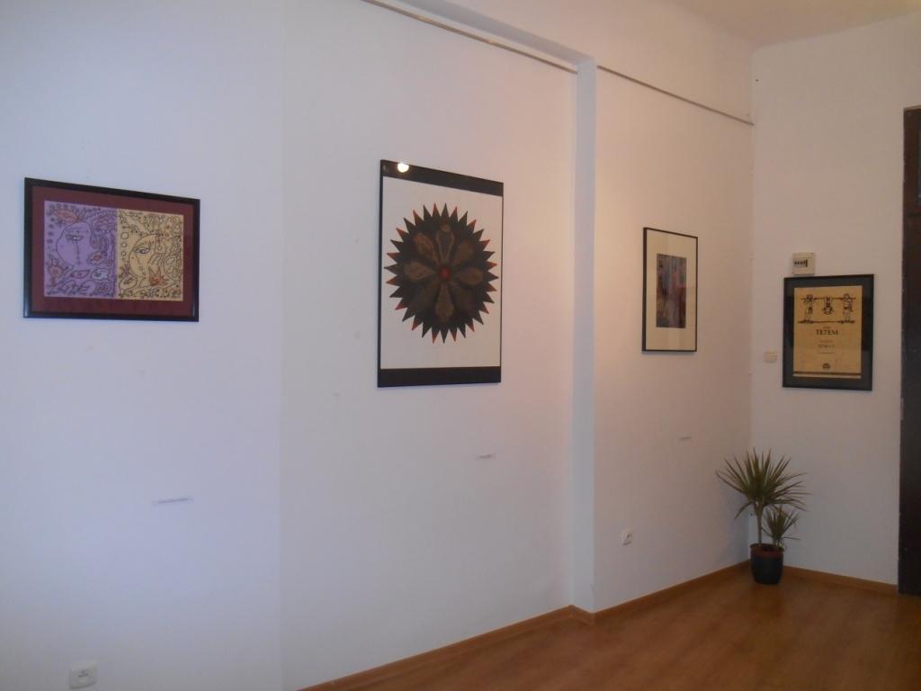 Wernisaż wystawy grupy TE7EM, 25 lat +1 10-11-17
